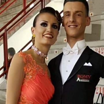 ALESSIO DISCA & LUISA CELESTE CARDILLO